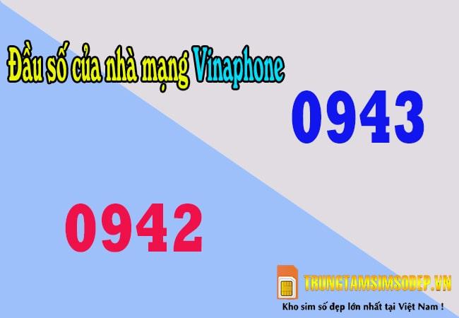 Đầu số 0942 0943 là mạng gì