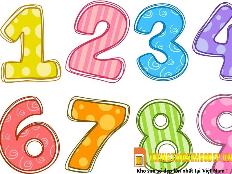 Ý nghĩa của bộ số khi kết hợp với số 10
